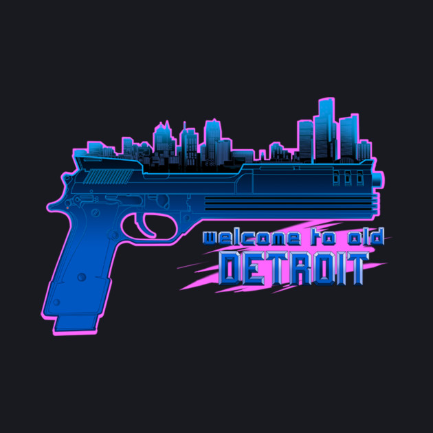 Welcome to Old Detroit