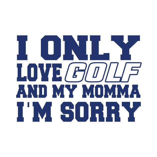 Gods Plan - Golf!