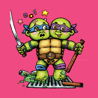 4b Turtle Powell