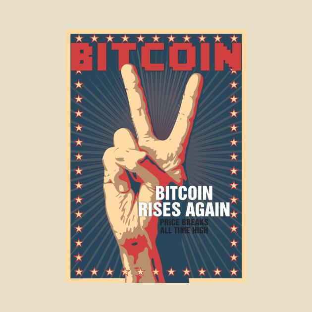 Bitcoin Rises Again!
