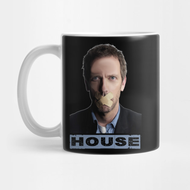 Dr House Tv Show USA New Tshirt Short Sleeve Mug