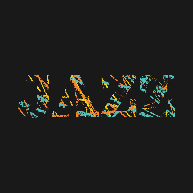 Jazz Colorful Concept