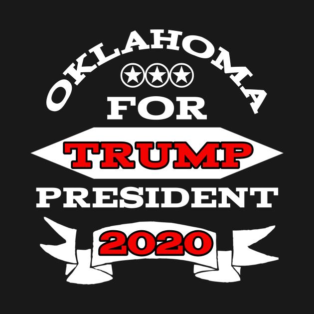 Oklahoma for trump