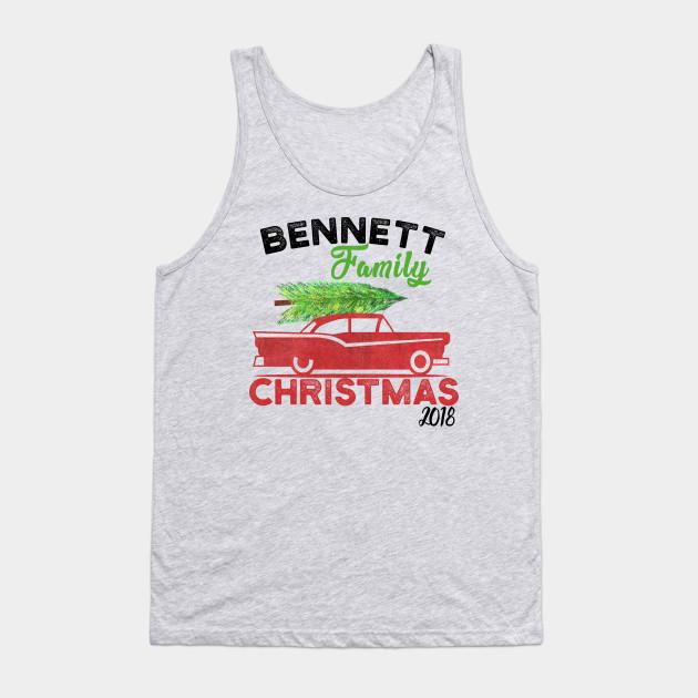 Bennett Family Christmas 2018