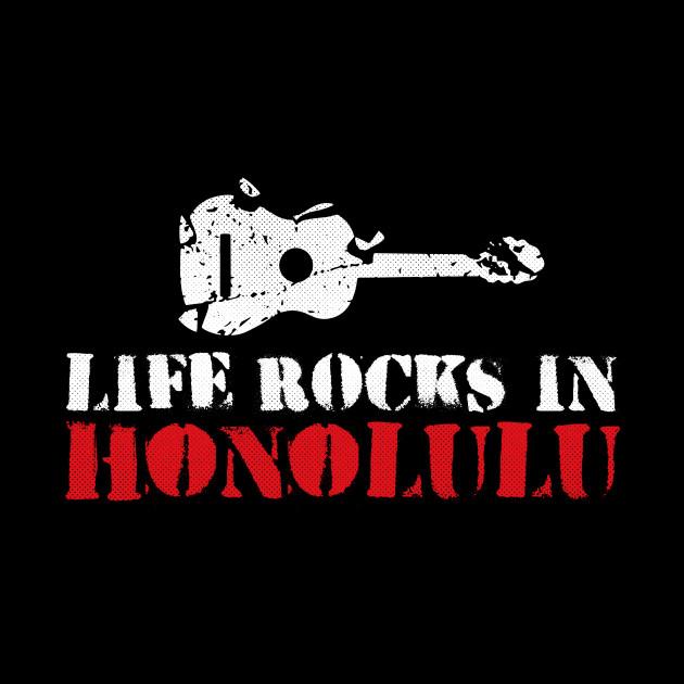 Honolulu, Hawaii - HI Rocks Life