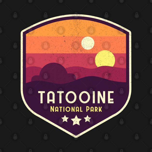 Tatooine National Park Emblem