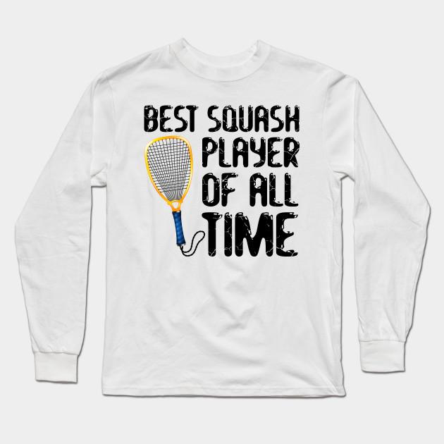 Squash Ball T-Shirt Squash Ball Shirt Squash Player Top Squash Player Squash Ball
