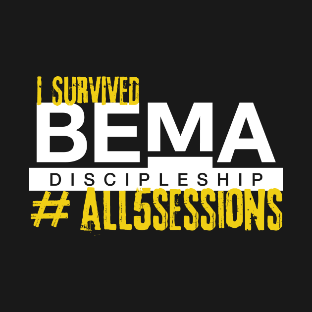 I SURVIVED ALL 5 SESSIONS of the BEMA Podcast