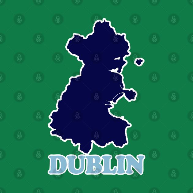 County Dublin/Baile átha Cliath Irish Pride