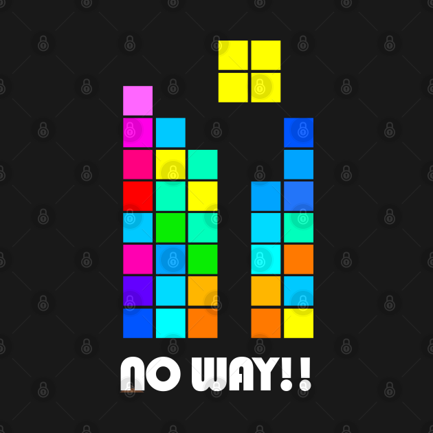 Futaba NO WAY! tetris -p5