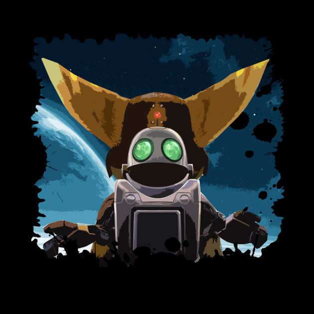 Ratchet & Clank - A new adventure