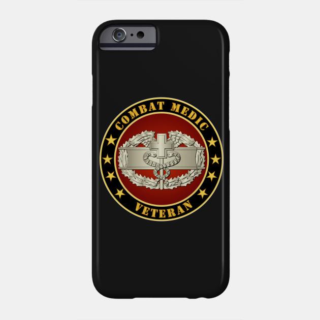 Army Combat Medic Veteran Combat Medic Veteran Phone Case