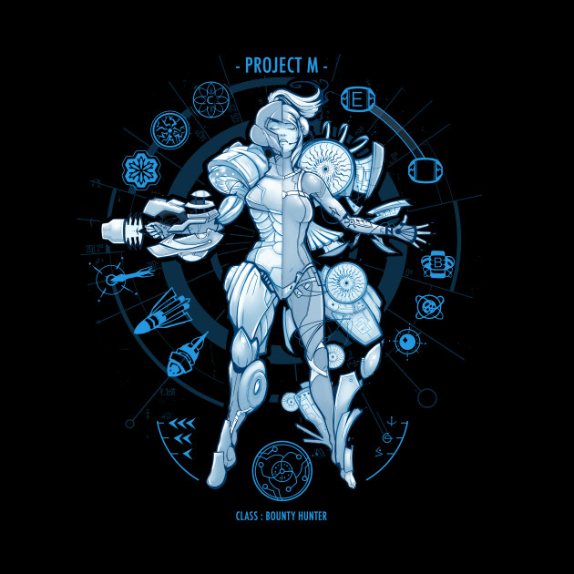 PROJECT M - Blue Print Edition