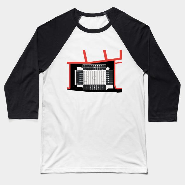 Craven Cottage Fulham Stadium Overhead Kids T-Shirt T-Shirts Tops, T-Shirts & Hemden