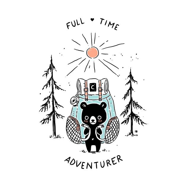 Adventure Bear