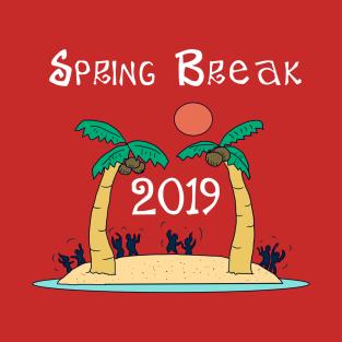 57b61d0a Spring Break T-Shirts | TeePublic