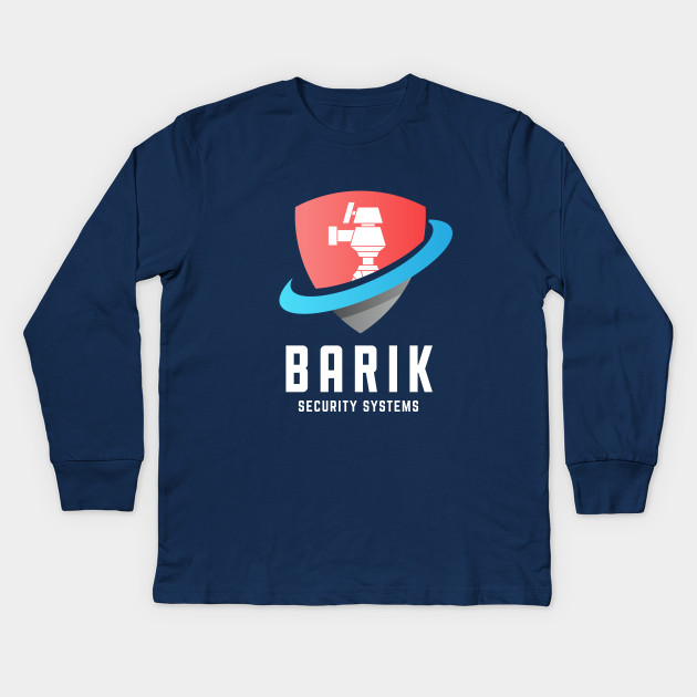 f3c8b9f1b Barik (light) Paladins Champion Logo - Paladins - Kids Long Sleeve T ...