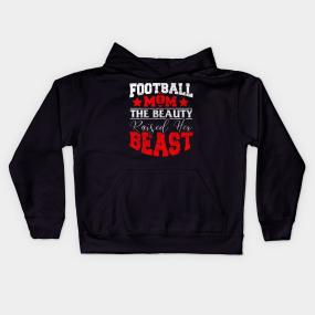 Football For Girlfriends Kids Hoodies Teepublic