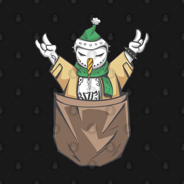 Pocket Snowman