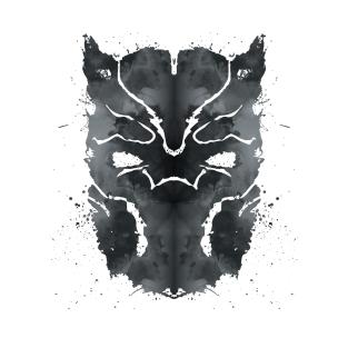 Blot Panther t-shirts
