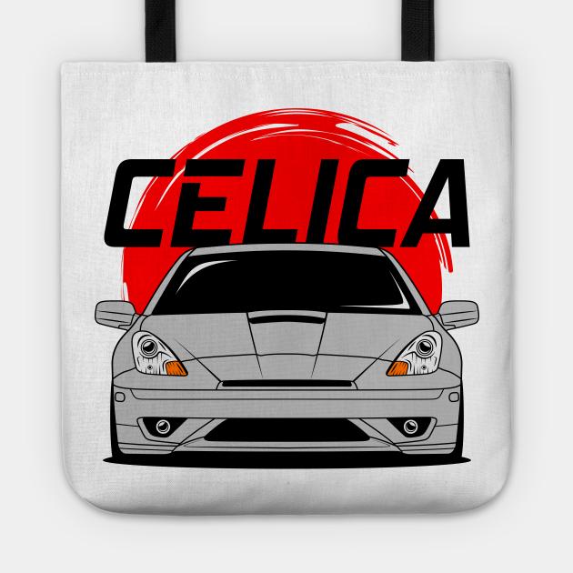 Silver Celica JDM