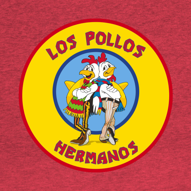 Los Pollos Hermanos Yellow