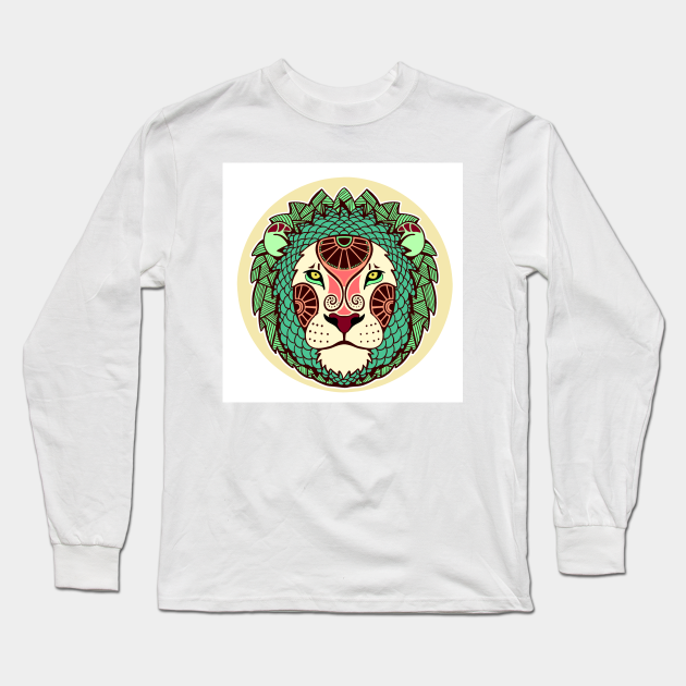 Lion Leo Zodiac Sign