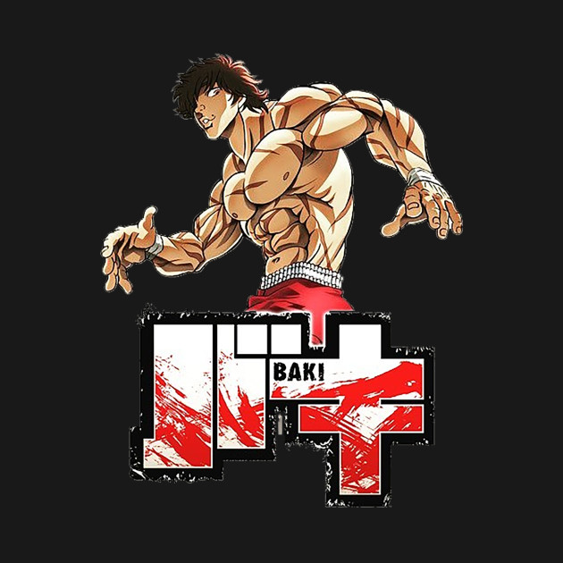 Baki Hanma The Grappler Shirt