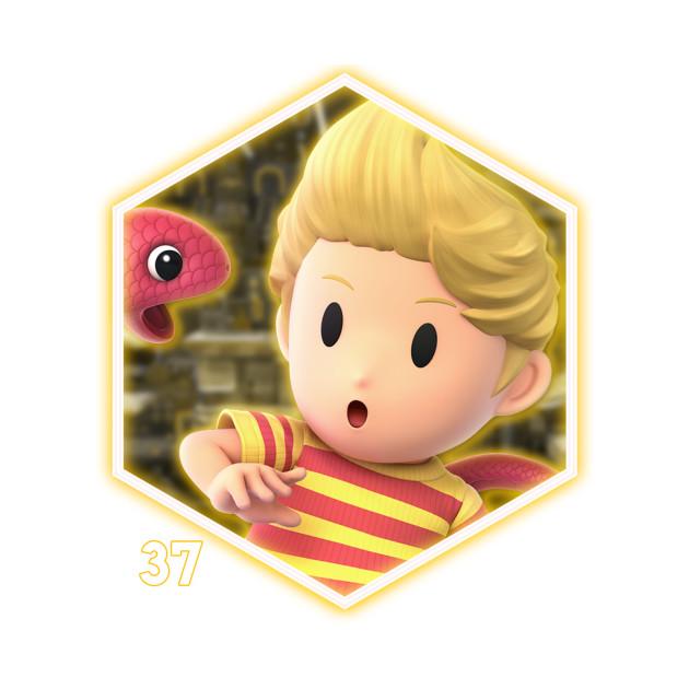 Lucas - Super Smash Bros Ultimate