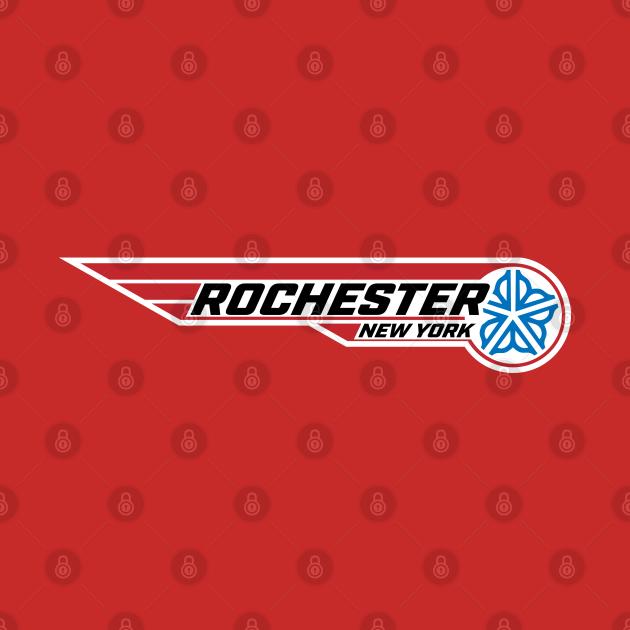 Officially Licensed 80s Rochester Baseball Logo