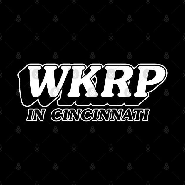 WKRP in Cincinnati (white)