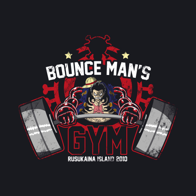 Bounce Man´s Gym