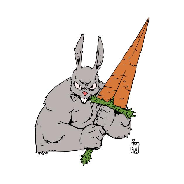 Bunny warrior