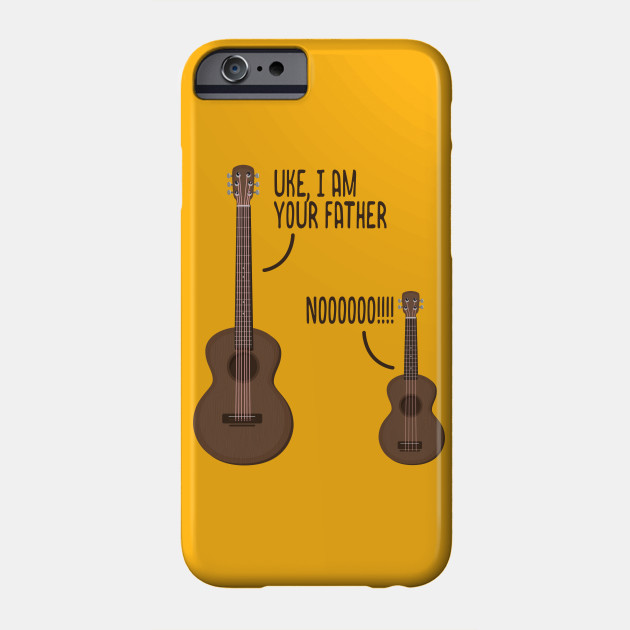Uke, I am Your Father Phone Case