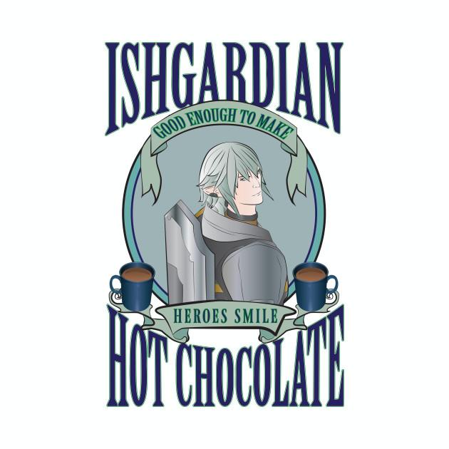 Ishgardian Hot Chocolate