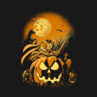 Haunted Horseman t-shirts