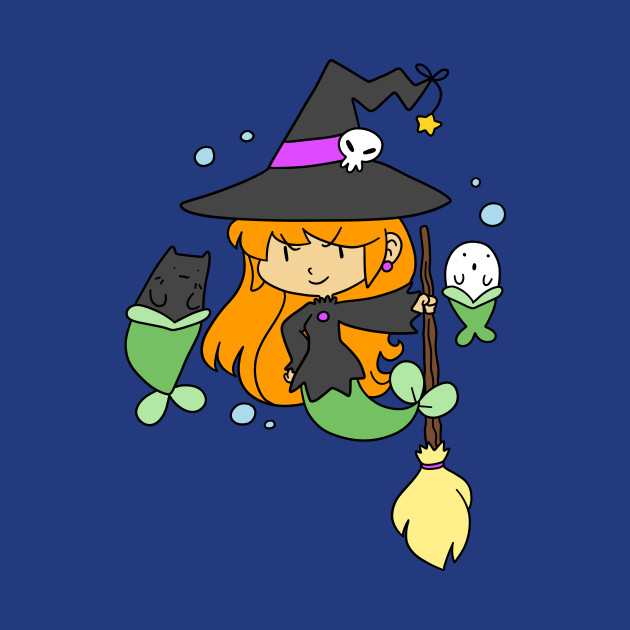 Mermaid Witch