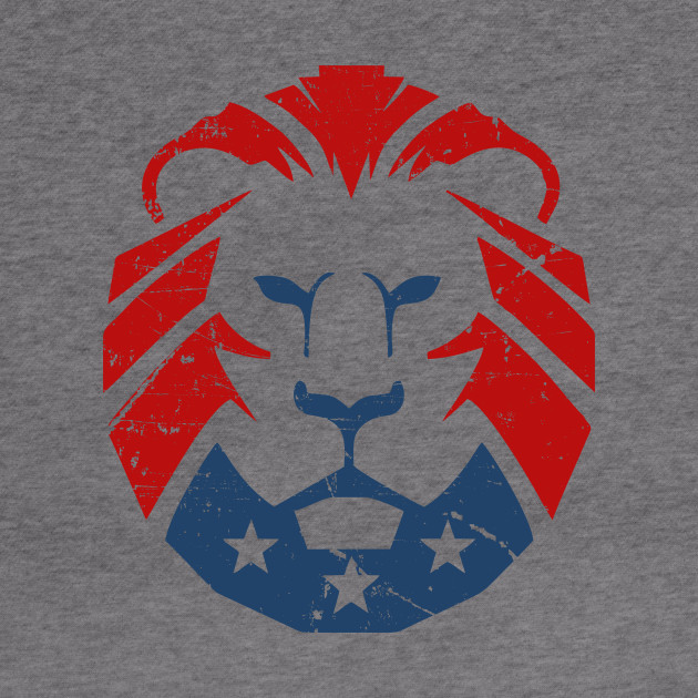 Maga the lion