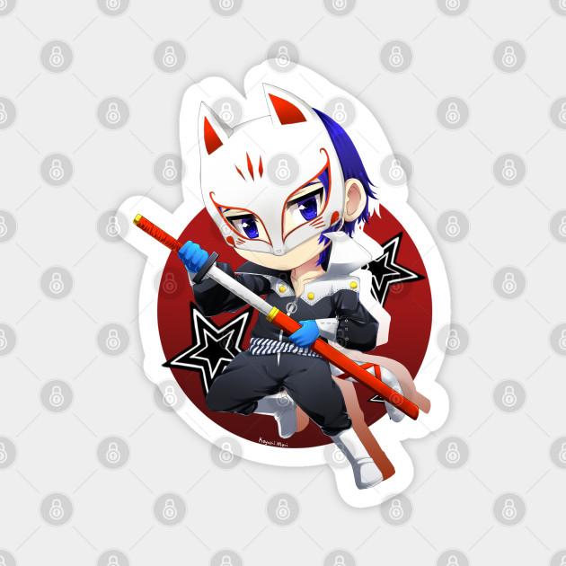 Persona 5: Chibi Fox