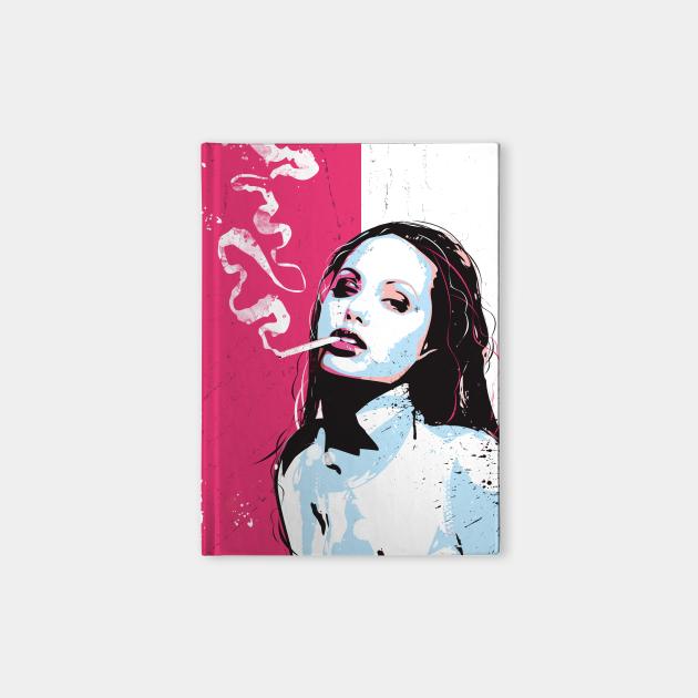 Angelina Jolie pop art