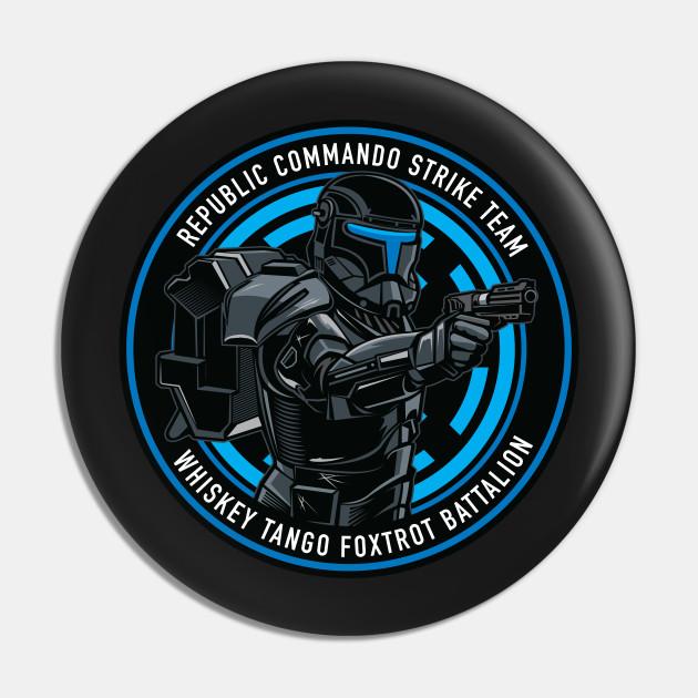 Whiskey Tango F.B. Republic Commando