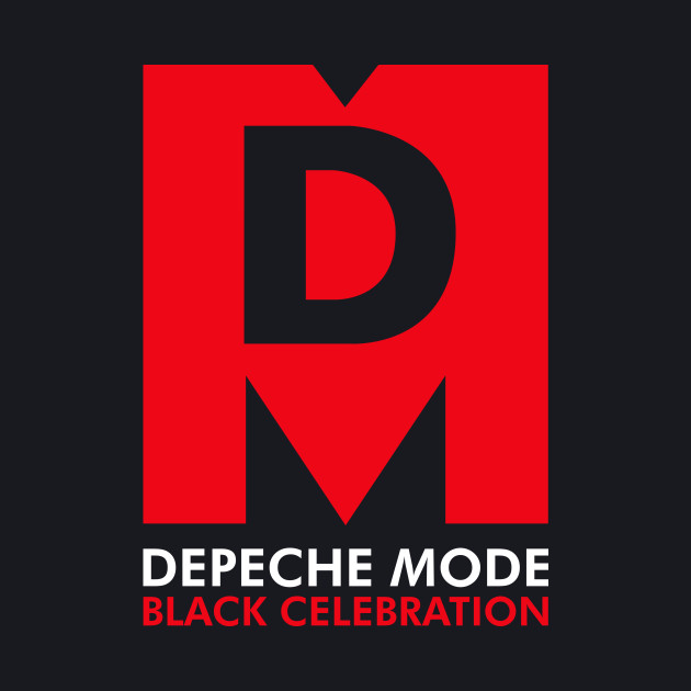 DM : Black Celebration Logo