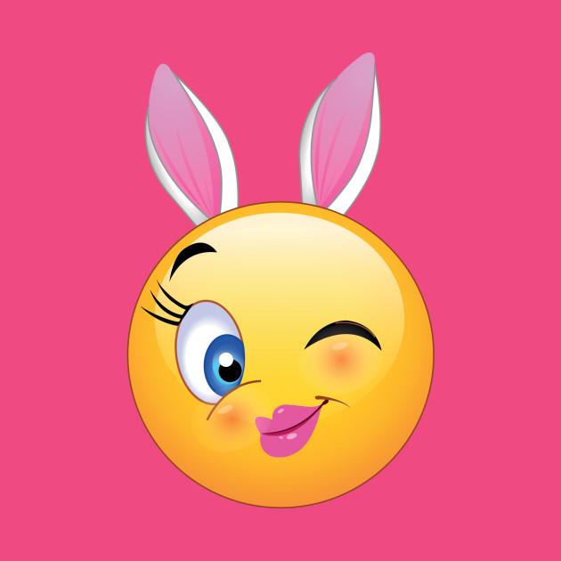 Playboy Emoji - Emojis - T-Shirt | TeePublic