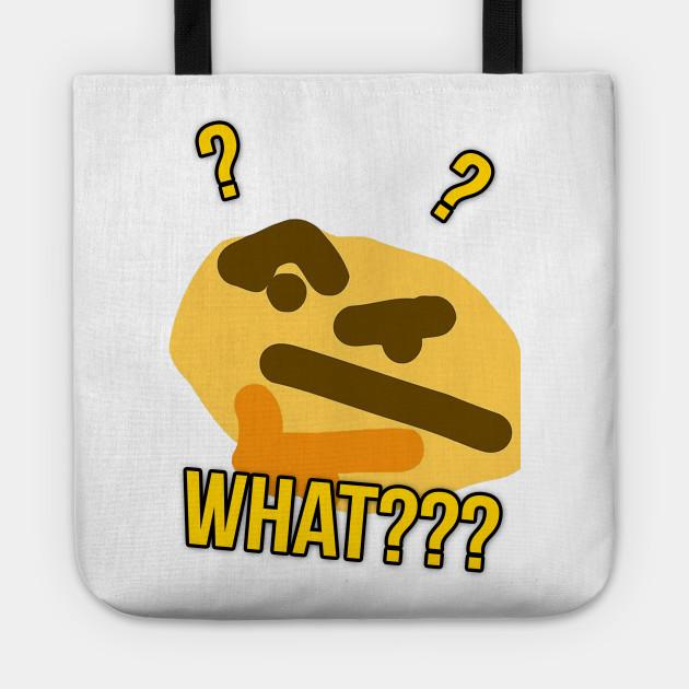 WHAT? Discord Thinking Thonking Emoji