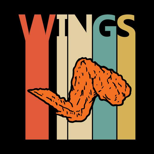 Vintage Chicken Wings