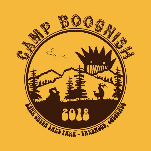 CAMP BOOGNISH (Vintage Brown)