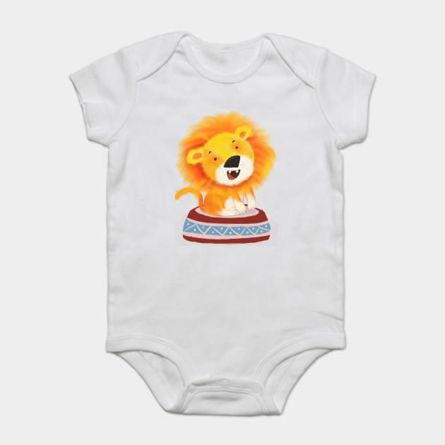 48824ef6f Cartoon Lion / Children illustration - Childrens Illustration ...