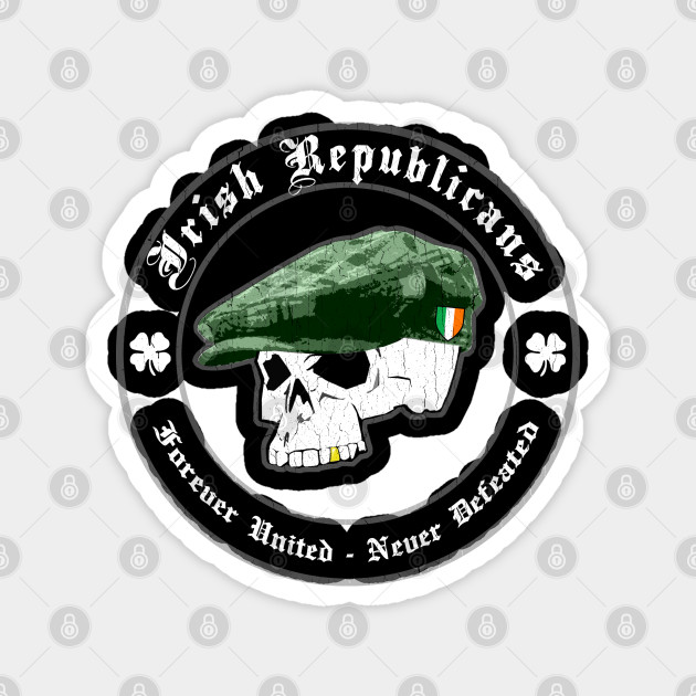 Irish Republicans (vintage distressed look)