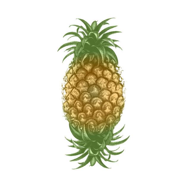 Genetically Engineered Pineapple