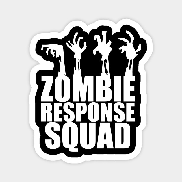 Cool Zombie Magnet